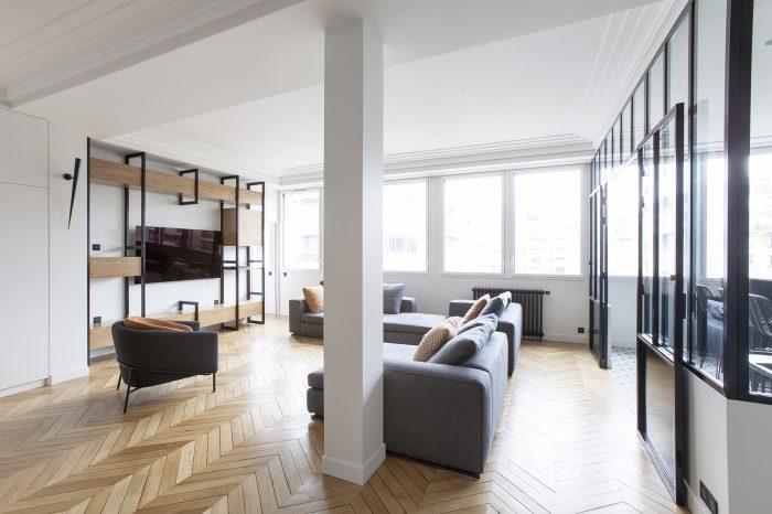 entreprise g n rale architecture d int rieur paris ouest home. Black Bedroom Furniture Sets. Home Design Ideas