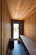 Sauna extérieur sur mesure