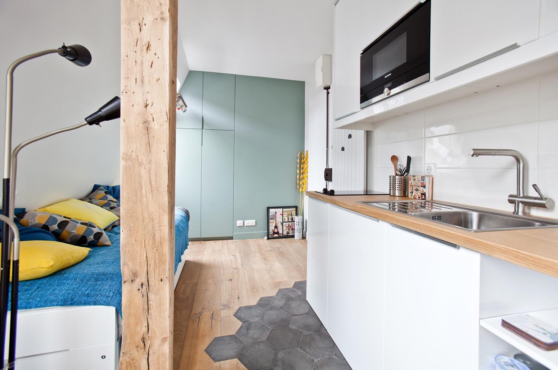 Kitchenette pour studio