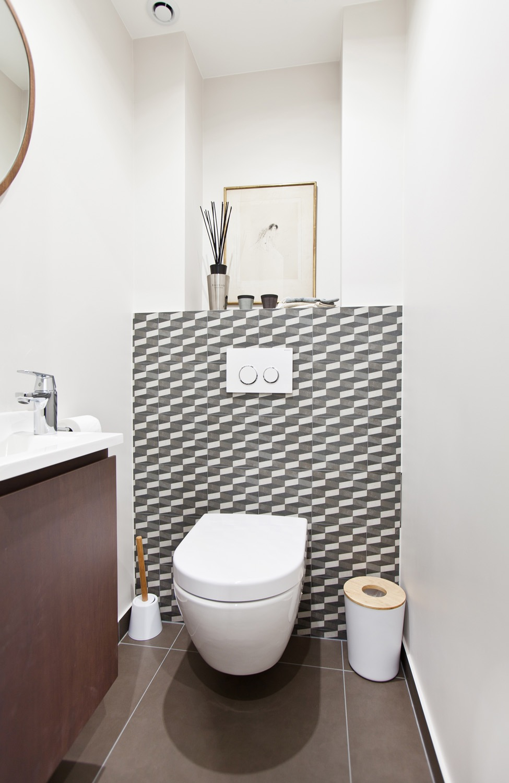 bati wc decoratif carrelage