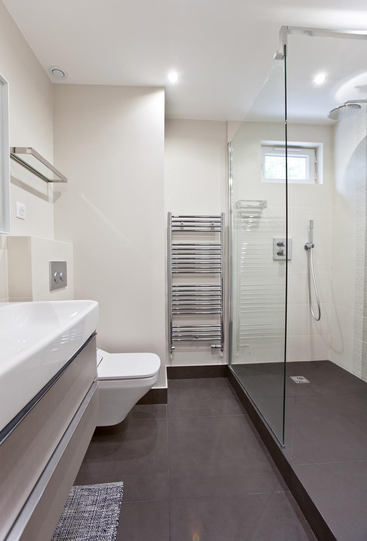 faux plafond salle de bain sur mesure
