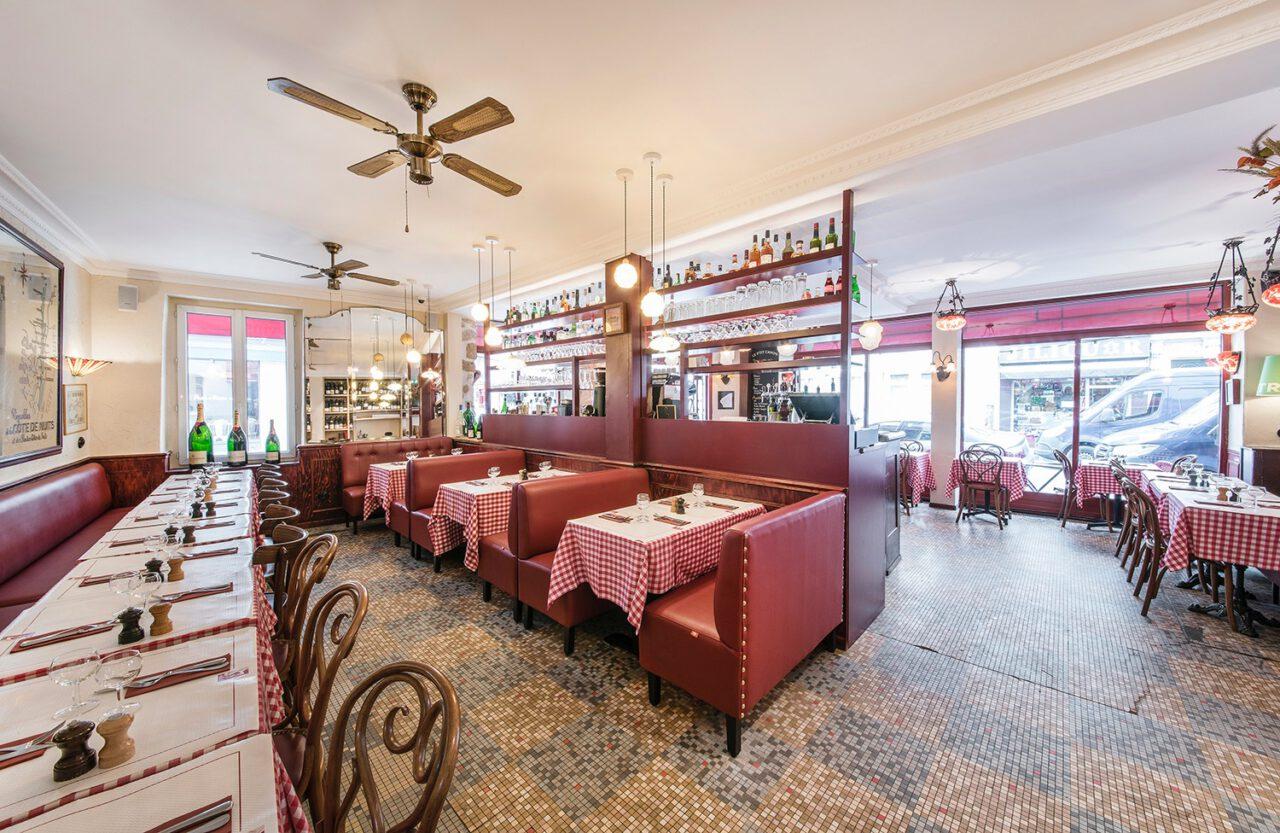 bar traversant restaurant bistrot