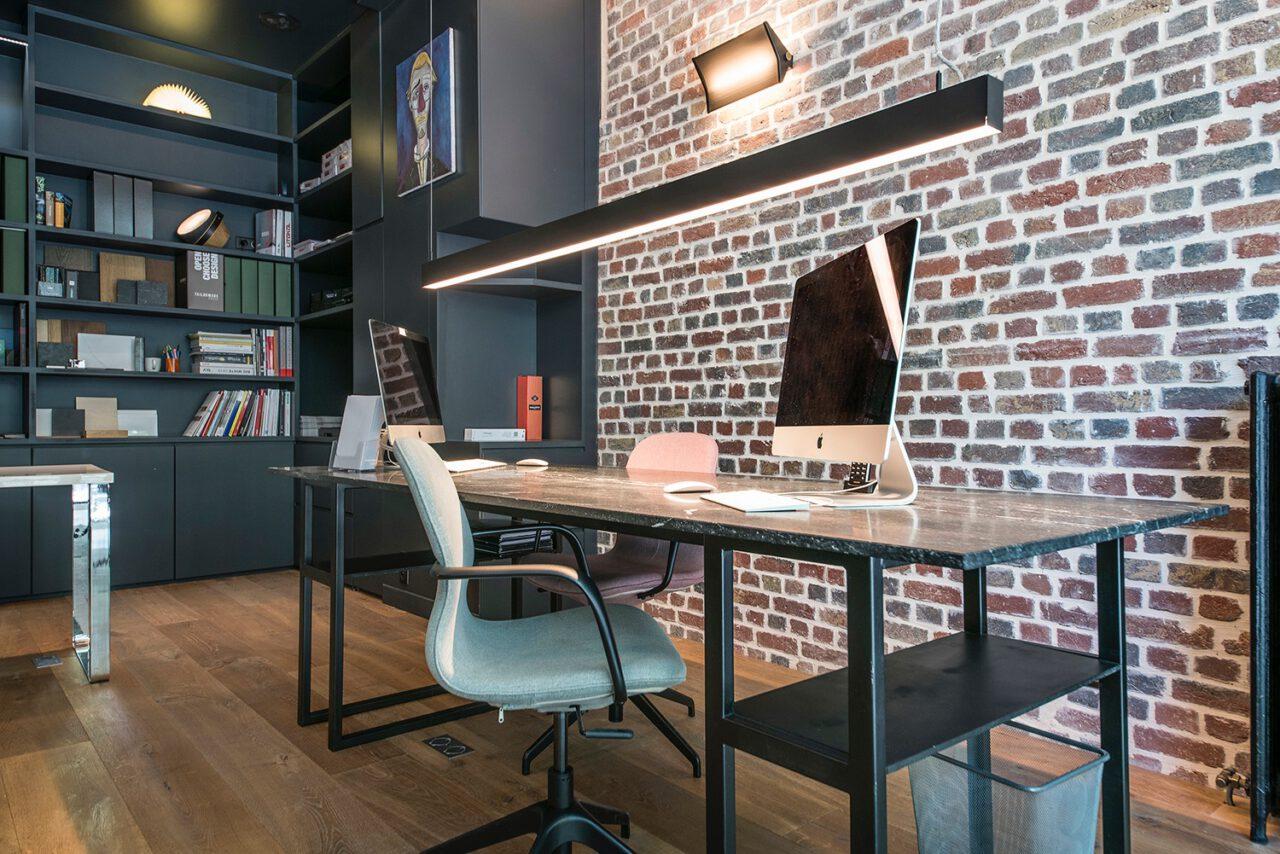 bureau sur mesure architecte interieur